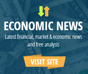 Economic News Banner Template