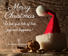 Facebook Christmas Post Graphics Templates