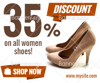 336x280 Fashion Discount Banner