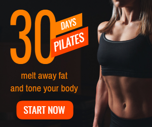 Pilates and Gym Banner Template
