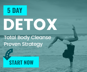 Health and Detox Banner Template